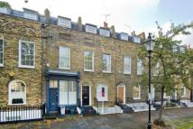 Terraced property in Cloudesley Road...