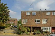 Terraced property for sale in Shepherdess Walk, London...