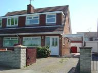 3 bed semi detached property in Hadrian Drive, Blacon...