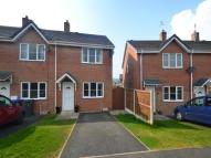 2 bedroom semi detached home to rent in Lorena Close, Biddulph...
