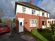 3 bedroom semi detached house to rent in Jubilee Road, Congleton...