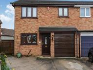 semi detached house in Hillfields Close...