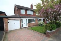 3 bed semi detached house in Fairview Drive, Marple...
