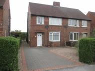 semi detached property to rent in Mill Lane, South Anston...