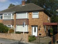 semi detached home to rent in Wilberforce Road...