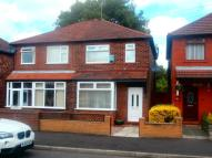 3 bedroom semi detached house in Culver Road, Stockport...