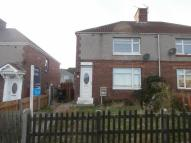 semi detached house in Coniston Road, Ferryhill...