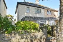 semi detached home for sale in Falmouth, Cornwall