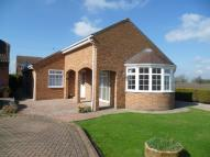 3 bed Detached Bungalow in Holmes Park, Eastrington...