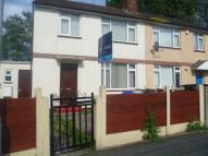 3 bedroom semi detached property in Barrett Crescent...