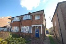 semi detached property in Ruislip