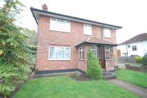 Pinner Detached property to rent
