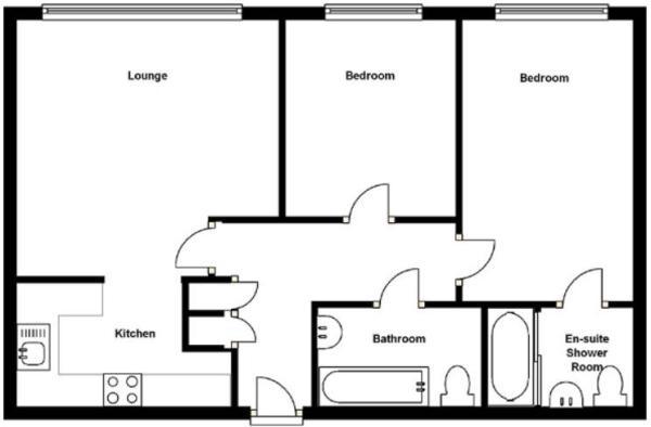 Floor Plan - Flat 18 Westhill Court.jpg