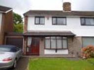 semi detached property in Browning Road...