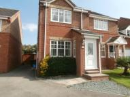 2 bed semi detached house to rent in Hudson Close, Malton...
