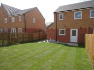semi detached house in Metcombe Way, Manchester...