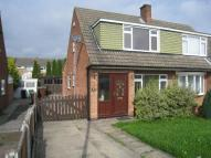 Fairburn Drive semi detached house to rent