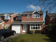 Detached home in Lister Close, Middlewich...