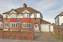 3 bed semi detached house for sale in Mottingham Road...