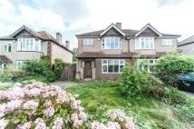 3 bed semi detached home for sale in Court Farm Road...