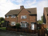 3 bedroom semi detached home to rent in William Barefoot Drive...