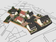 new home in Axe Cliffe View, Seaton