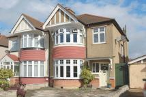 3 bed semi detached property in Lancaster Road...