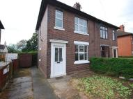 2 bed semi detached house in Leveson Road...