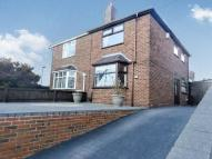 2 bed semi detached house in Newcastle Road...