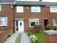 semi detached property in Riding Hill Road...