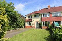 semi detached property for sale in Green Lane, Eccleshall...