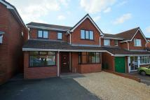 4 bedroom Detached house to rent in Fox Hollow, Eccleshall...