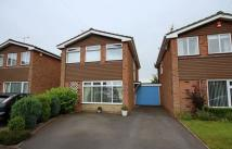3 bedroom Detached home for sale in Twemlow Close...