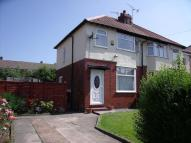 2 bed semi detached house in Manor Road, Brinnington...