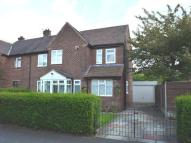 semi detached house to rent in Totnes Road, Sale, M33