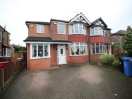 4 bed semi detached property to rent in Norris Road, Sale, M33