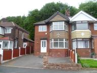 semi detached house in Castlewood Road, Salford...