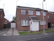 2 bed semi detached house to rent in Langsett Road, Hull, HU8