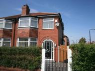 3 bed semi detached home to rent in Riddings Road, Timperley...