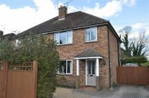 3 bed semi detached property for sale in Church Lane, Farnham