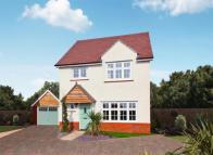 4 bed new house for sale in Bridgwater Road, Taunton...
