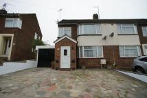 semi detached home in SHOLDEN ROAD, FRINDSBURY...