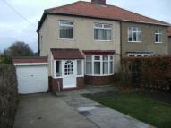 3 bedroom semi detached house to rent in Fellside Road, Whickham...