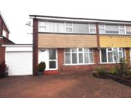 semi detached house to rent in Lindale Avenue, Whickham...