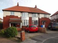 3 bed semi detached house in Rose Avenue, Whitby, YO21