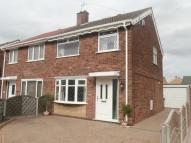 3 bed semi detached home in Sherwood Drive, Hull, HU4