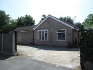 Detached Bungalow to rent in Green Chase, Eckington...