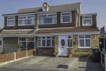 4 bed semi detached house in Yarrow Avenue, Maghull