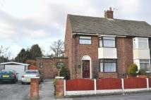 semi detached home in Coppull Road, Lydiate