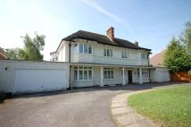 Detached home in Elmstead Lane...